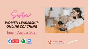 women leadership online coaching